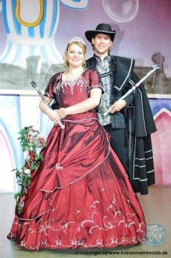 Prinzenpaar 2012
