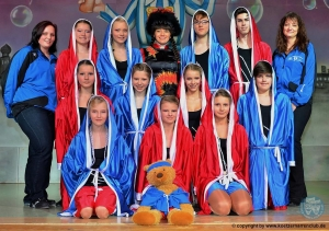 Teenagershowtanzgruppe