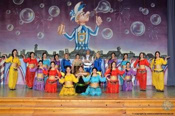 Showtanzgruppe 2017
