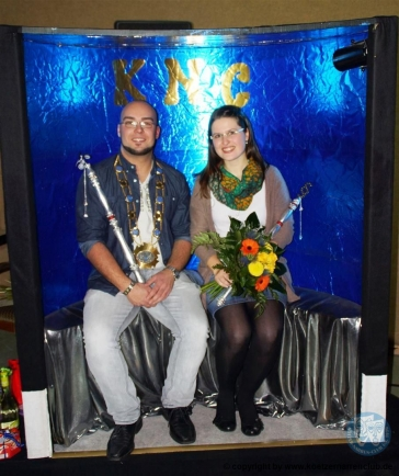 Grosses Prinzenpaar 2012